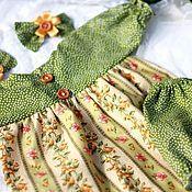 Одежда для кукол ручной работы. Ярмарка Мастеров - ручная работа Комплект одежды для куклы 46- 50 см. Handmade.