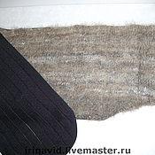 Аксессуары ручной работы. Ярмарка Мастеров - ручная работа Пояс из собачьей шерсти. Handmade.