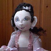 Куклы и игрушки ручной работы. Ярмарка Мастеров - ручная работа Кукла (Танцовщица). Handmade.