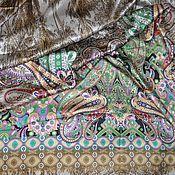"""Материалы для творчества ручной работы. Ярмарка Мастеров - ручная работа Шелк """"ETRO"""". Handmade."""