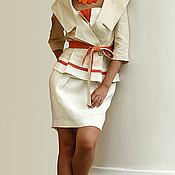 """Одежда ручной работы. Ярмарка Мастеров - ручная работа костюм """"Лето в городе"""". Handmade."""