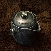 """Посуда ручной работы. Ярмарка Мастеров - ручная работа Гайвань """"Императрица"""" керамика. Handmade."""