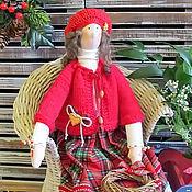 Куклы и игрушки ручной работы. Ярмарка Мастеров - ручная работа Кукла Фрау Ханна. Handmade.