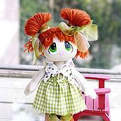 Куклы и игрушки ручной работы. Ярмарка Мастеров - ручная работа Рыжик  (20 см). Handmade.