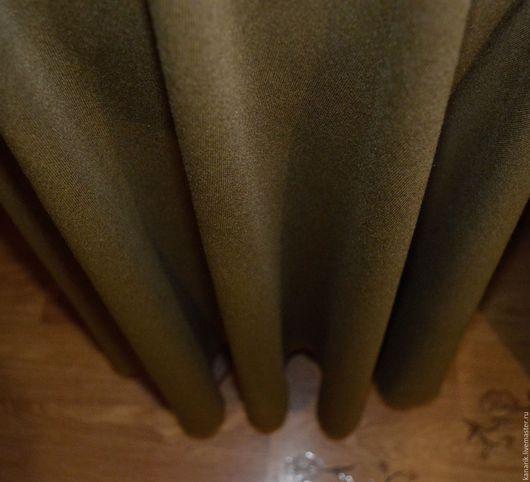 """Юбки ручной работы. Ярмарка Мастеров - ручная работа. Купить """"Милитари"""" хаки .  шерсть . юбка. Handmade. Хаки, юбка длинная"""