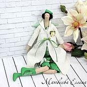 Куклы и игрушки ручной работы. Ярмарка Мастеров - ручная работа Весенняя фея. Handmade.