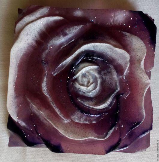 Мыло ручной работы. Ярмарка Мастеров - ручная работа. Купить Мыло в форме цветов. Handmade. Комбинированный, мыло ароматное
