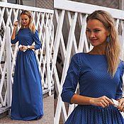 Платье в пол Элегантное / длинное платье