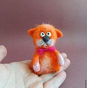 handmade. Livemaster - original item Cat Ginger. Handmade.