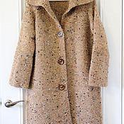 """Одежда ручной работы. Ярмарка Мастеров - ручная работа По мотивам пальто """"Рижский песок"""". Handmade."""