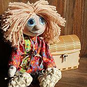 Куклы и игрушки ручной работы. Ярмарка Мастеров - ручная работа Дмовенок Кузя. Handmade.