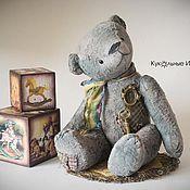 Куклы и игрушки ручной работы. Ярмарка Мастеров - ручная работа Ключик от детства. Handmade.