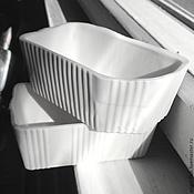 Посуда ручной работы. Ярмарка Мастеров - ручная работа I am not plastic-it`s fantastic !. Handmade.