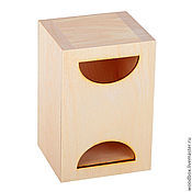 Материалы для творчества handmade. Livemaster - original item 101015Ch box blank tea box. Handmade.