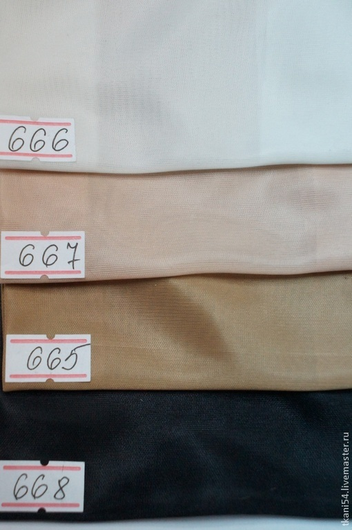 Шитье ручной работы. Ярмарка Мастеров - ручная работа. Купить Подклад трикотажный нейлон, 140 см, цвета в ассортименте. Handmade.