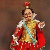 Куклы и игрушки ручной работы. Ярмарка Мастеров - ручная работа Ваше Величество (в наличии). Handmade.