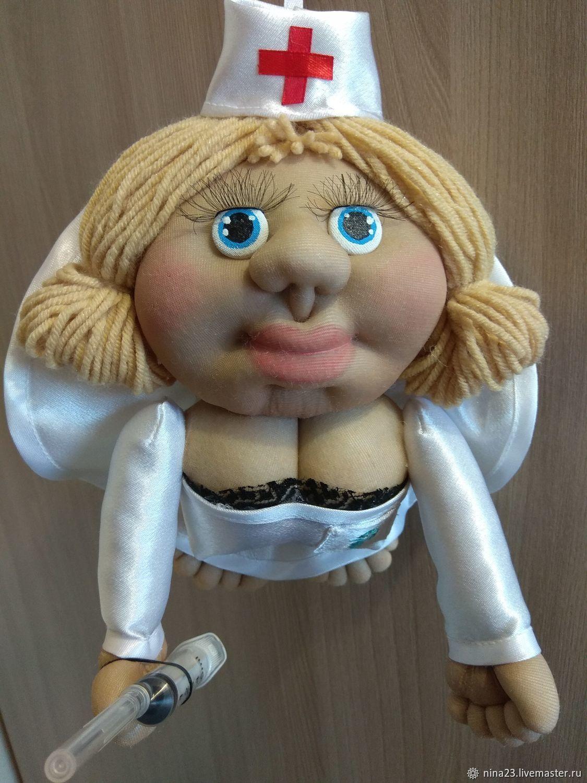 Медсестра-кукла попик, Куклы и пупсы, Нижний Новгород,  Фото №1