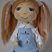 """Куклы и игрушки ручной работы. Ярмарка Мастеров - ручная работа Текстильная кукла """"Парикмахер 1"""". Handmade."""