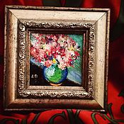 Картины и панно ручной работы. Ярмарка Мастеров - ручная работа Миниатюры. Handmade.