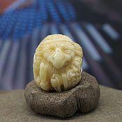 Материалы для творчества handmade. Livemaster - original item Kotengu ojime bead. Handmade.