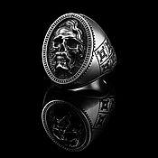 Украшения handmade. Livemaster - original item Ring Cossack. Handmade.