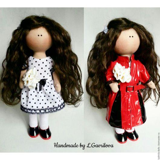 Коллекционные куклы ручной работы. Ярмарка Мастеров - ручная работа. Купить Интерьерная кукла ручной работы. Handmade. Комбинированный, канекалон