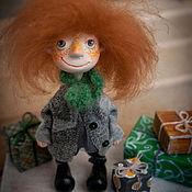Куклы и игрушки ручной работы. Ярмарка Мастеров - ручная работа Лучший твой подарочек - это я .... Handmade.