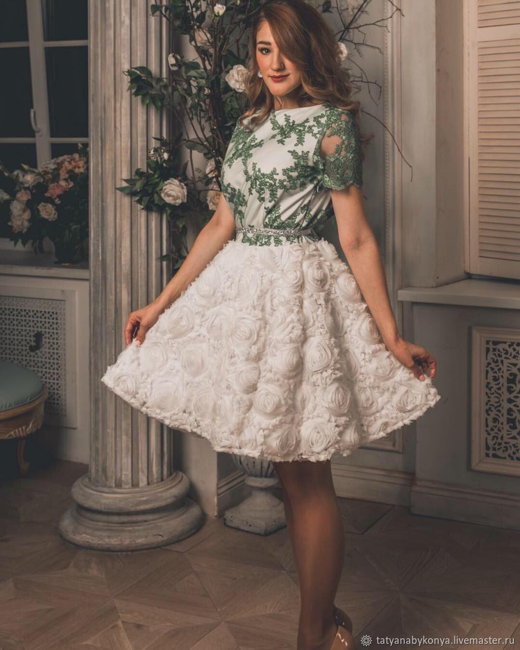 ...' Of Engelman' lace dress long sleeve mini, Dresses, St. Petersburg,  Фото №1