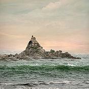Картины и панно handmade. Livemaster - original item The Author`s photo, sea, seascape