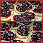 """Косметика ручной работы. Ярмарка Мастеров - ручная работа Мыло """"Аппетитный бутерброд"""". Handmade."""