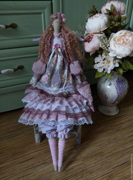 Куклы Тильды ручной работы. Ярмарка Мастеров - ручная работа. Купить Катарина текстильная кукла тильда. Handmade. Тильда, подарок