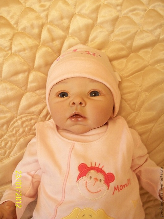 Куклы-младенцы и reborn ручной работы. Ярмарка Мастеров - ручная работа. Купить кукла  реборн одри (катенька). Handmade. Реборн