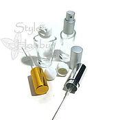 Материалы для творчества handmade. Livemaster - original item Perfume flacon 13 ml. Handmade.