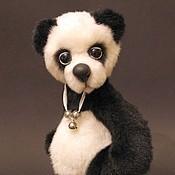 Куклы и игрушки ручной работы. Ярмарка Мастеров - ручная работа Панда Akio (пер. с японского - Красавец). Handmade.