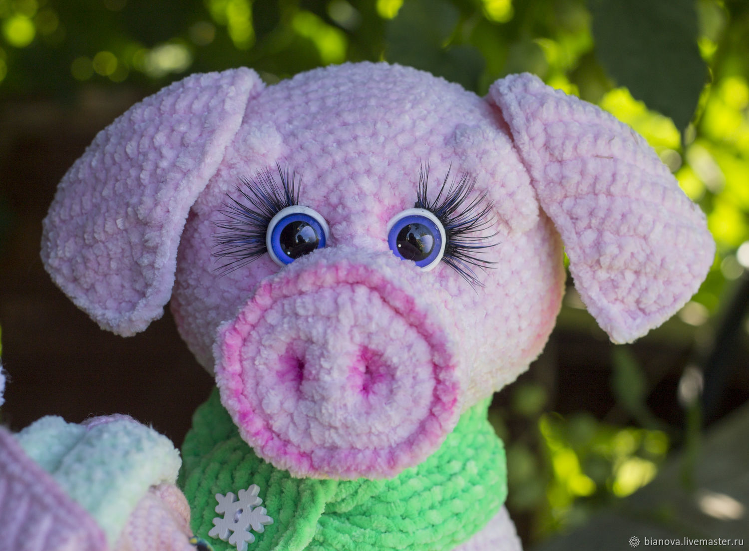 Pig Plush 26 Cm Shop Online On Livemaster With Shipping