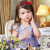"Фото ручной работы. Ярмарка Мастеров - ручная работа Фотошаблон ""Юная красавица"". Handmade."