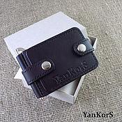 Сумки и аксессуары handmade. Livemaster - original item Money clip N-shaped. Handmade.