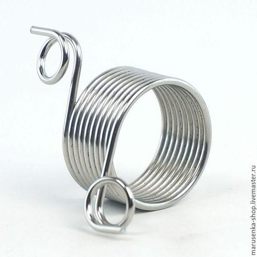 Вязание ручной работы. Ярмарка Мастеров - ручная работа. Купить Вязальное кольцо-наперсток addi. Handmade. Для вязания, измеритель