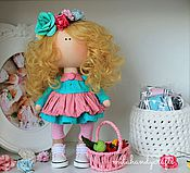 Куклы и игрушки ручной работы. Ярмарка Мастеров - ручная работа Садовая фея. Handmade.