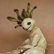 Куклы и игрушки ручной работы. Ярмарка Мастеров - ручная работа Мандрагора Весёлая. Handmade.