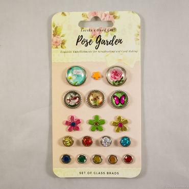 Materials for creativity handmade. Livemaster - original item Set brads