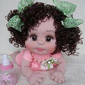 Куклы и игрушки ручной работы. Ярмарка Мастеров - ручная работа Малышка Софийка. Handmade.