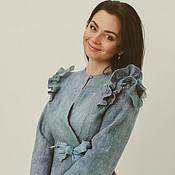 """Одежда ручной работы. Ярмарка Мастеров - ручная работа Жакет """"Само совершенство"""". Handmade."""
