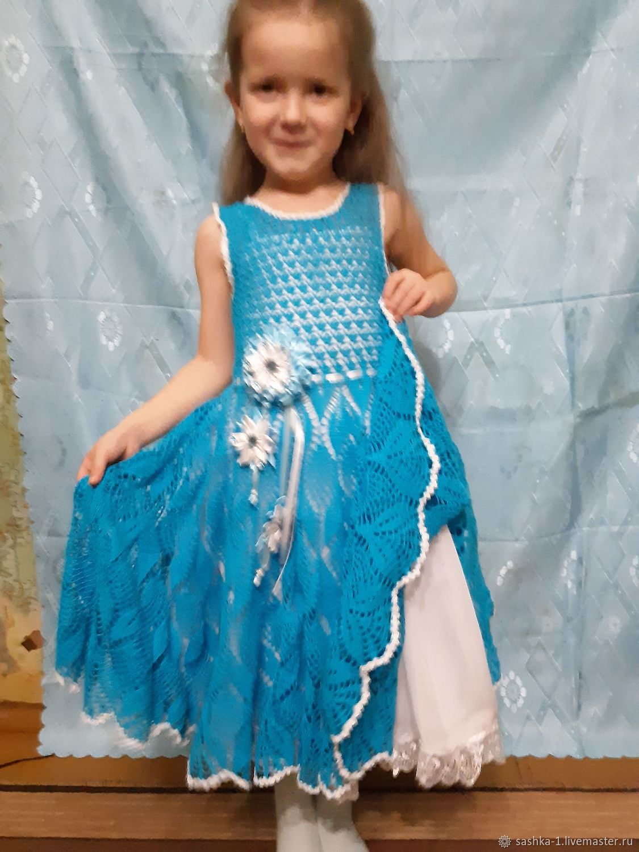 Платье Бирюза, Платья, Мантурово,  Фото №1
