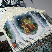 Подарки к праздникам ручной работы. Ярмарка Мастеров - ручная работа Новогодние подвески в ассортименте. Handmade.