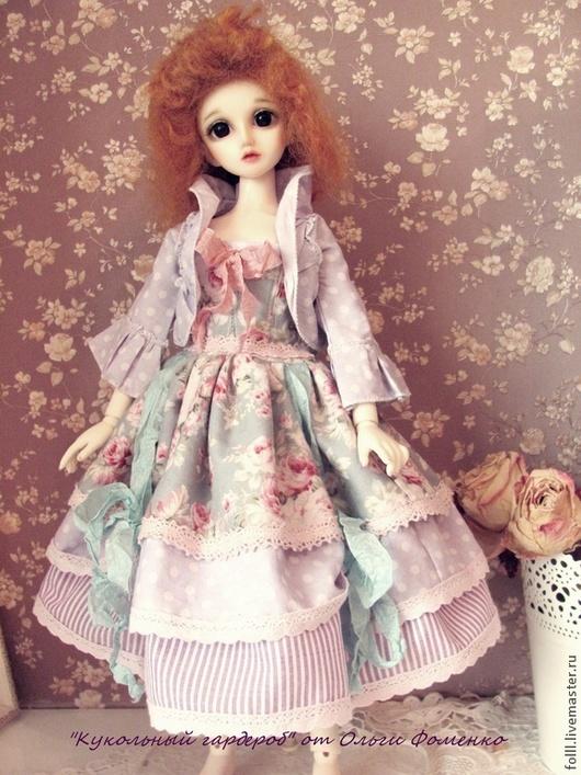 Одежда для кукол ручной работы. Ярмарка Мастеров - ручная работа. Купить Наряд на куклу БЖД (  MCD) 42-45 см №38. Handmade.