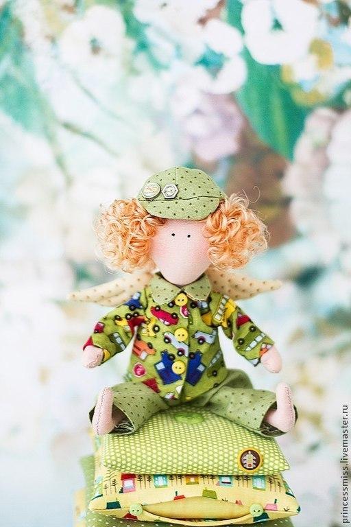 Куклы Тильды ручной работы. Ярмарка Мастеров - ручная работа. Купить Принц на горошине. Handmade. Принцесса на горошине, для интерьера, игрушки