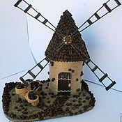 Для дома и интерьера ручной работы. Ярмарка Мастеров - ручная работа кофейная мельница. Handmade.
