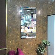 Для дома и интерьера handmade. Livemaster - original item Decorative mirror, rectangular. Handmade.