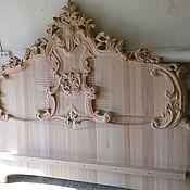 Для дома и интерьера ручной работы. Ярмарка Мастеров - ручная работа кровать. Handmade.